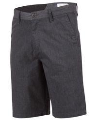 Volcom | Gray Men's Frickin Chino Shorts for Men | Lyst