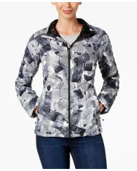 The North Face | Black Thermoball Packable Insulated Jacket | Lyst