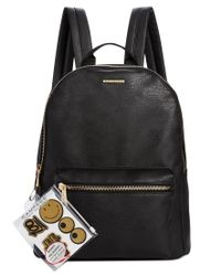 Rampage Black Customizable Backpack With Stickers, Only At Macy's