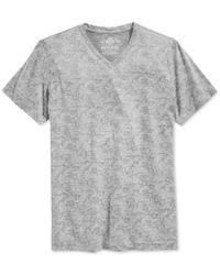 American Rag - Gray Men's Printed V-neck T-shirt, Only At Macy's for Men - Lyst