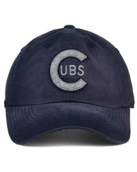 American Needle Blue Chicago Cubs Am Luther Cap for men