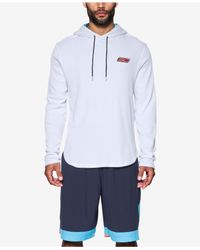 Under Armour | White Men's Stephen Curry Thermal Hoodie for Men | Lyst