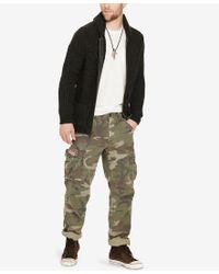 Denim & Supply Ralph Lauren - Multicolor Men's Full-zip Cardigan for Men - Lyst