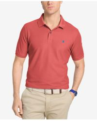 Izod | Multicolor Men's Advantage Polo for Men | Lyst