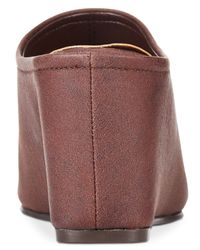 Taryn Rose - Brown Tr Belia Mules, Only At Macy's - Lyst