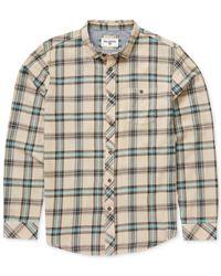 Billabong | Multicolor Men's Long-sleeve Vantage Plaid Shirt for Men | Lyst