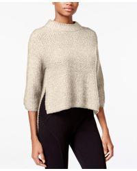 RACHEL Rachel Roy | White High-low Sweater | Lyst