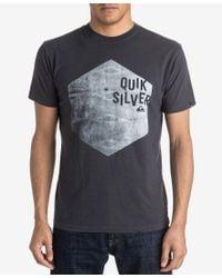 Quiksilver - Multicolor Men's Graphic-print T-shirt for Men - Lyst