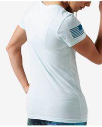 Reebok   Blue Crossfit Forging Elite Fitness T-shirt   Lyst