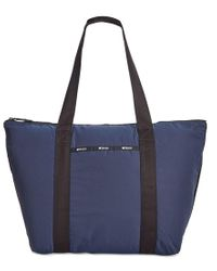 LeSportsac | Blue Travel System Large On The Go Tote | Lyst