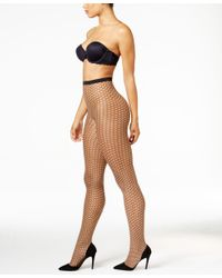 Wolford   Black Lillien Tights   Lyst