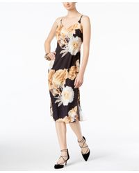 INC International Concepts | Multicolor Petite Printed Slip Dress, Only At Macy's | Lyst