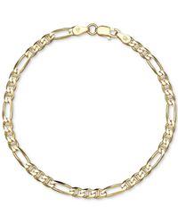 Giani Bernini - Metallic Open Link Bracelet In 18k Gold-plated Sterling Silver - Lyst