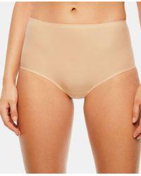 Chantelle Natural Soft Stretch One-size Seamless Brief Underwear 2647
