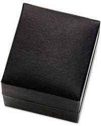 Macy's Metallic Princess-cut Diamond Promise Ring (1/4-ct. T.w.) In Sterling Silver
