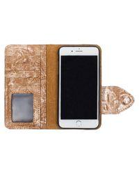 Patricia Nash Metallic Tooled Maira Iphone 7 Plus Case