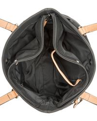 Giani Bernini - Black Pebble Tote, Created For Macy's - Lyst