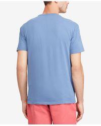 Polo Ralph Lauren - Blue Polo By Ralph Lauren Core Polo Pocket T-shirt for Men - Lyst