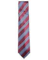 Countess Mara - Purple Men's Fieldstone Stripe Tie for Men - Lyst