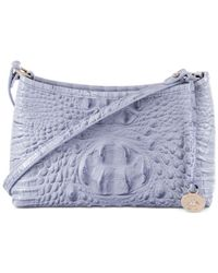 Brahmin | Blue Anytime Melbourne Mini Shoulder Bag | Lyst