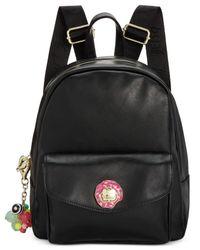 Betsey Johnson | Black Triple Donut Backpack | Lyst