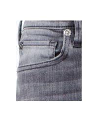 True Religion - Halle Super Skinny Jeans In Black Vintage Solstice - Lyst