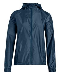 Under Armour Blue Storm Iridescent Woven Jacket