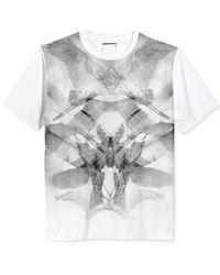 Sean John | White Men's Graphic-print T-shirt for Men | Lyst