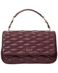 DKNY - Multicolor Lara Small Flap Shoulder Bag, Created For Macy's - Lyst