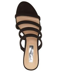 INC International Concepts - Black I.n.c. Lamia Block-heel Sandals, Created For Macy's - Lyst