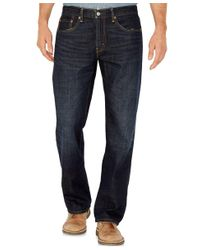 Levi's | Black Men's Big And Tall 559 Relaxed Straight Fit Jeans for Men | Lyst