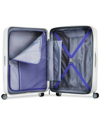 "American Tourister - White Curio 20"" Carry-on Spinner Suitcase - Lyst"