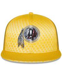 KTZ - Metallic On Field Color Rush 9fifty Snapback Cap for Men - Lyst