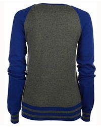 47 Brand Blue Women's Neps Sweater