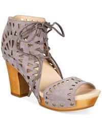 Jambu | Brown Women's Simone Handcrafted Sandals | Lyst