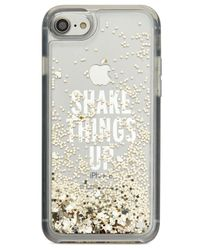 kate spade new york | Multicolor Shake Things Up Iphone 7 Case | Lyst