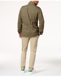American Rag - Multicolor Men's Patched Field Jacket for Men - Lyst