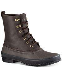 Ugg Brown Men's Yucca Waterproof Boots for men