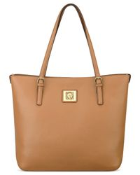 Anne Klein | Brown Large Perfect Tote | Lyst