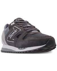 Etonic Multicolor Men's Trans Am Grad Casual Sneakers From Finish Line for men