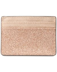 Michael Kors - Multicolor Card Holder - Lyst