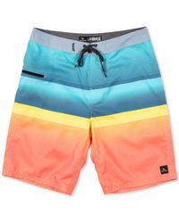 """Rip Curl Blue Mirage Setters 21"""" Board Shorts for men"""