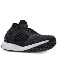Laceless corriendo ultraboost Lyst Adidas Zapatillas de Finish Line