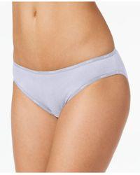 DKNY Blue Comfort Classic Bikini 543097