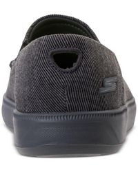 Skechers - Gray Men's Performance Go Vulc 2 - Eminence Casual Walking Sneakers From Finish Line for Men - Lyst