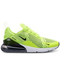 innovative design df52b f0b61 Men's Air Max 270 Casual Sneakers From Finish Line