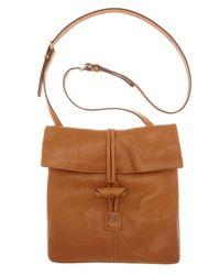 Dooney & Bourke | Brown Florentine Medium Toggle Crossbody Bag | Lyst