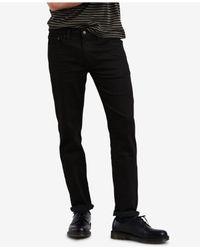 Levi's - Black ® 511tm Slim Fit Performance Stretch Jeans for Men - Lyst
