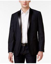 INC International Concepts | Blue Men's Blazer for Men | Lyst