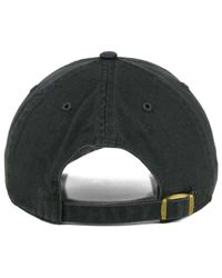69d790511 Lyst - 47 Brand Chicago Bears Clean Up Cap in Gray for Men